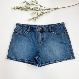 Old Navy Low Waist Jean Shorts